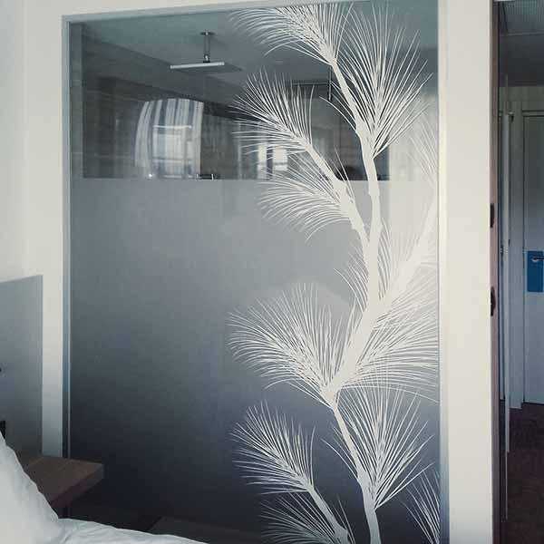 Hotel Eden-Maistra2 - stakla interijer