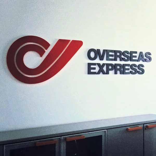 Overseas zid