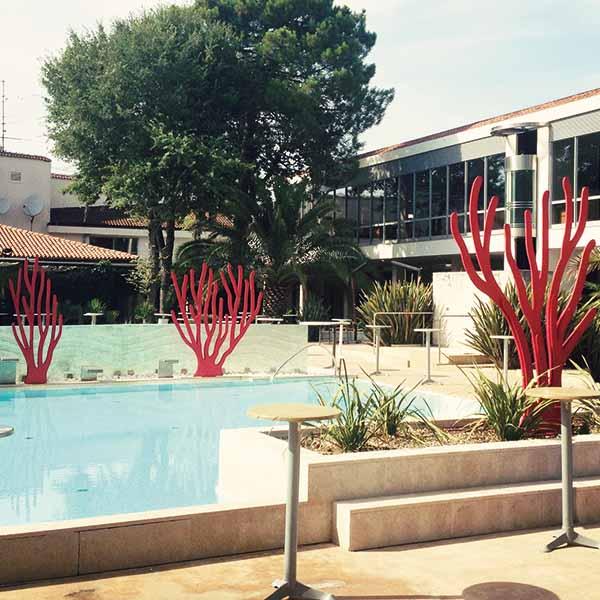 hotel Amarin makete koralja