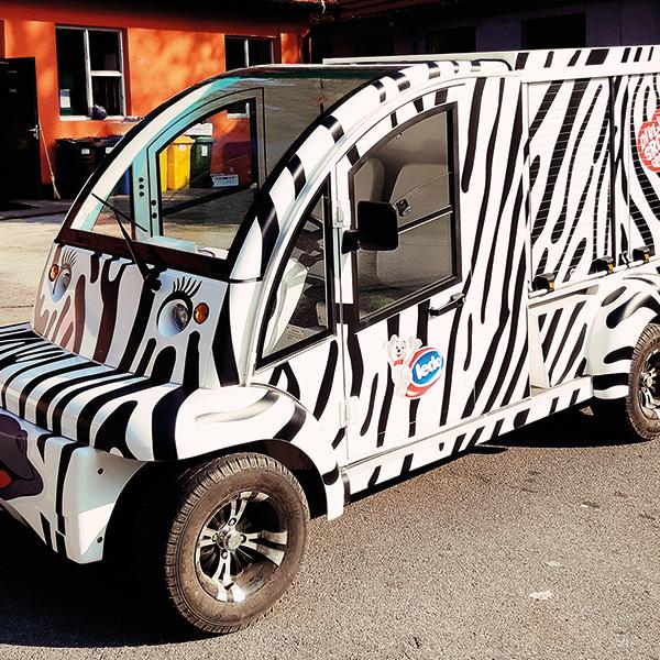 zoo vozicek
